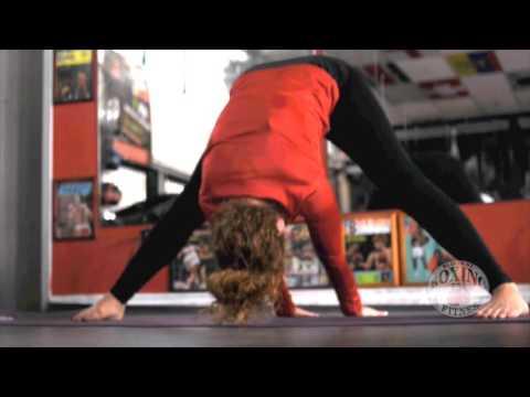 Bloor Street Fitness   Wake Up & Flow Yoga