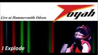 Toyah - Rebel Run Tour 1983 - I Explode