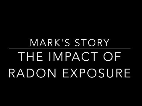 Mark's Story: The Impact of Radon Exposure