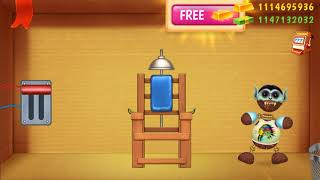 🎯 CHAIR WITH ELECTRIC torture VS BUDDY -KICK THE BUDDY MOD APK 🎯3018