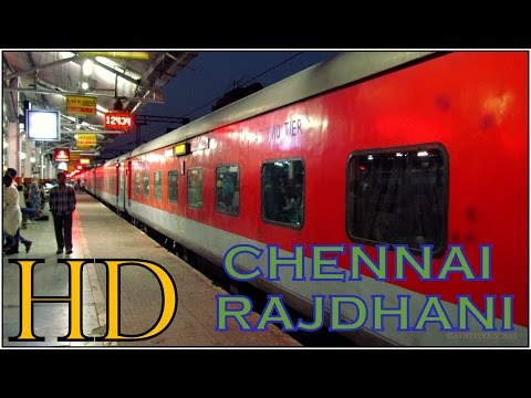 INDIAN RAILWAYS | SUPERFAST CHENNAI RAJDHANI EXPRESS | JOURNEY COMPILATION | Nagpur-Vijayawada
