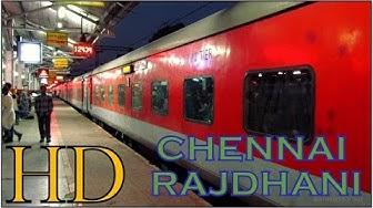 INDIAN RAILWAYS | SUPERFAST CHENNAI RAJDHANI EXPRESS | JOURNEY COMPILATION | Nagpur-Vijayawada