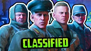 THE SECRET STORY OF CLASSIFIED (Black Ops 4 Zombies Storyline)