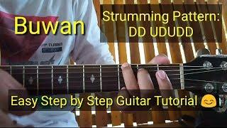 Buwan - JK Labajo (Guitar Tutorial)