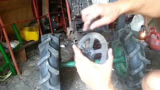 Мотокультиватор Texas LX 450 TG і його дурні недоробки