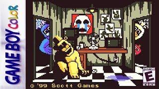 If FNAF was mąde for Gameboy Color! | FNAF Pocket Horror