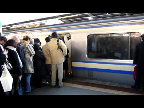 「横須賀線 ラッシュ」の画像検索結果