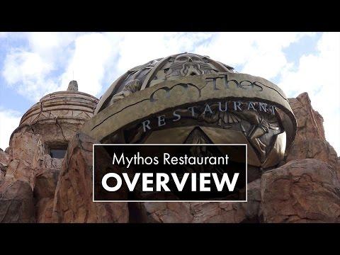 Mythos Restaurant | Islands of Adventure