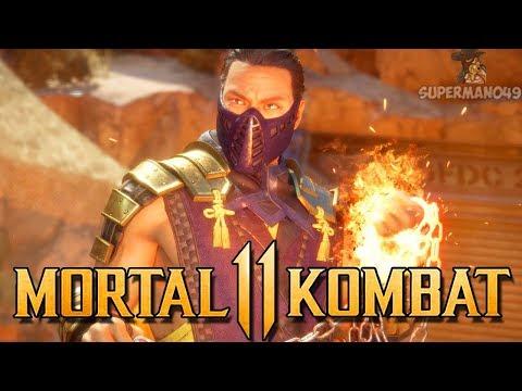 Mortal Kombat  – Geras Brutal Second Fatality