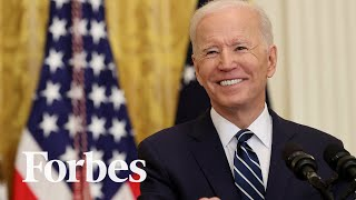 How Joe Biden Will Pay For The $2 Trillion Infrastructure Plan | Forbes