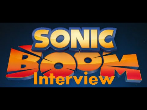 Sonic Boom Interview with 3DS Lead Designer Mat Kraemer
