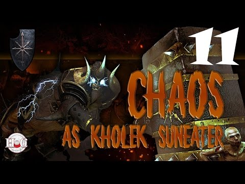 Total War Warhammer - Chaos Warriors - Kholek - Campaign 11