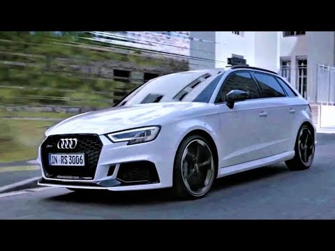 2018 audi rs3 sedan audi rs3 sportback clip youtube. Black Bedroom Furniture Sets. Home Design Ideas