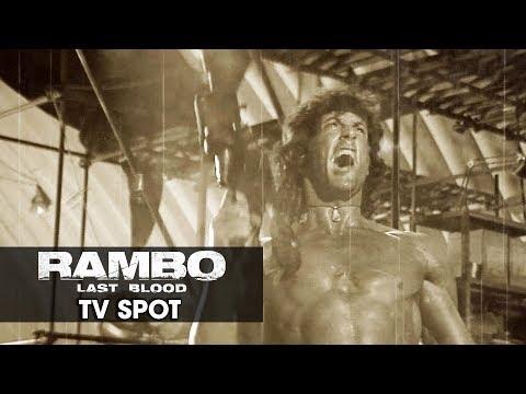 "Rambo: Last Blood (2019 Movie) Official TV Spot ""START"" — Sylvester Stallone"
