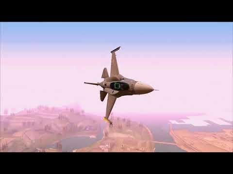 F-16D Fighting Falcon - GTA San Andreas