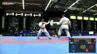kumite individual male seniors 84 karate1 premier league russia tyumen 2013