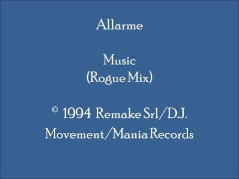 Allarme - Music (Rogue Mix)