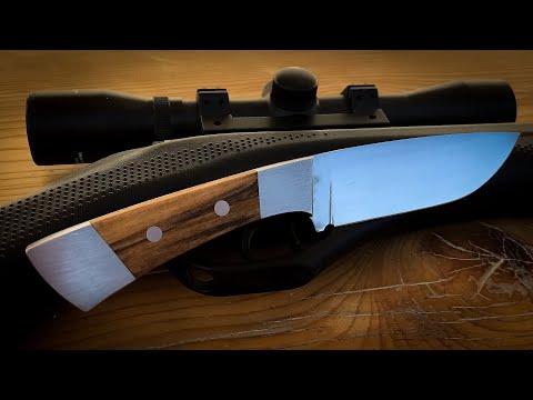 Knifemaking: Hunting knife