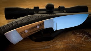 Knifemaking: Hunting knife