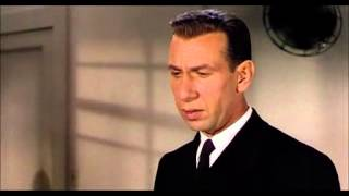 The Caine Mutiny 1954  Humphrey Bogart Court scene