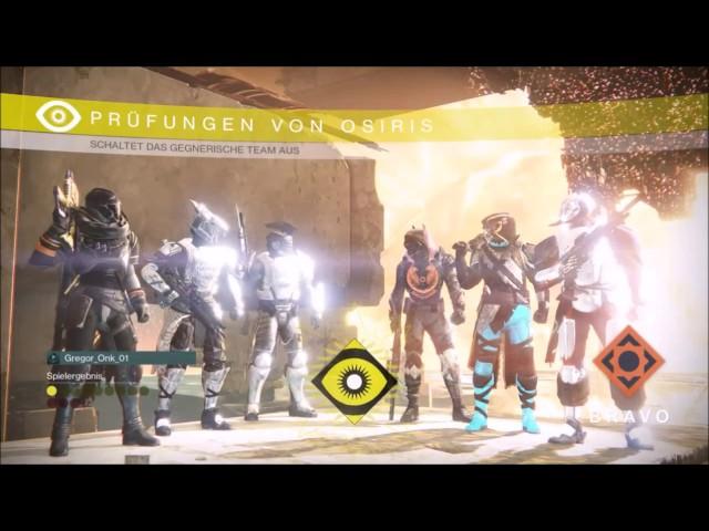 Niemand will mit Laggswitchern spielen/ Destiny Trials of Osiris