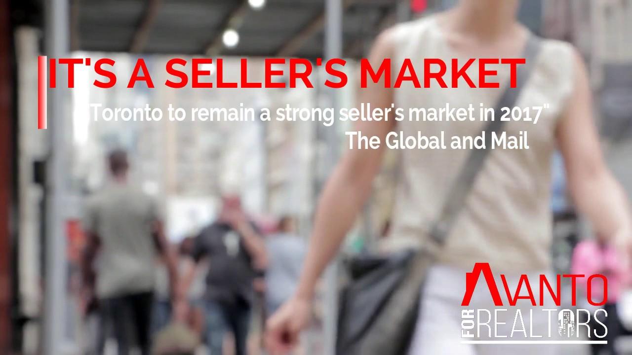 Toronto Real Estate Market for Realtors (Sellers vs Buyers)