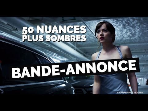 50 nuances plus sombres une bande annonce br lante l 39 actu geek du 14 septembre 2016 youtube. Black Bedroom Furniture Sets. Home Design Ideas