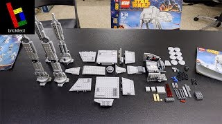 FREE LEGO Star Wars AT-AT Update (How Complete Is It?)