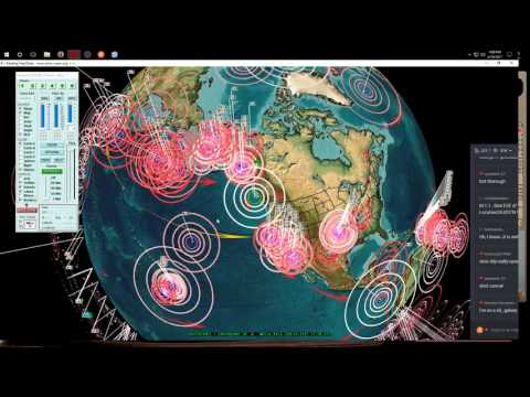 6/10/2017 -- Earthquakes strike Northwest US (M5.0/M4.8), Ta