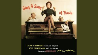 Blues Backstage · Lambert, Hendricks & Ross Sing A Song Of Basie ℗ ...