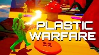 The Mean Greens: Plastic Warfare - PC MAX SETTINGS