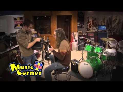 Music Corner Play Hard AC Spokane Hayden 15
