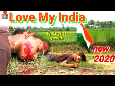 new desh bhakti video 15august 2018= india vs pakistan= sonu rk