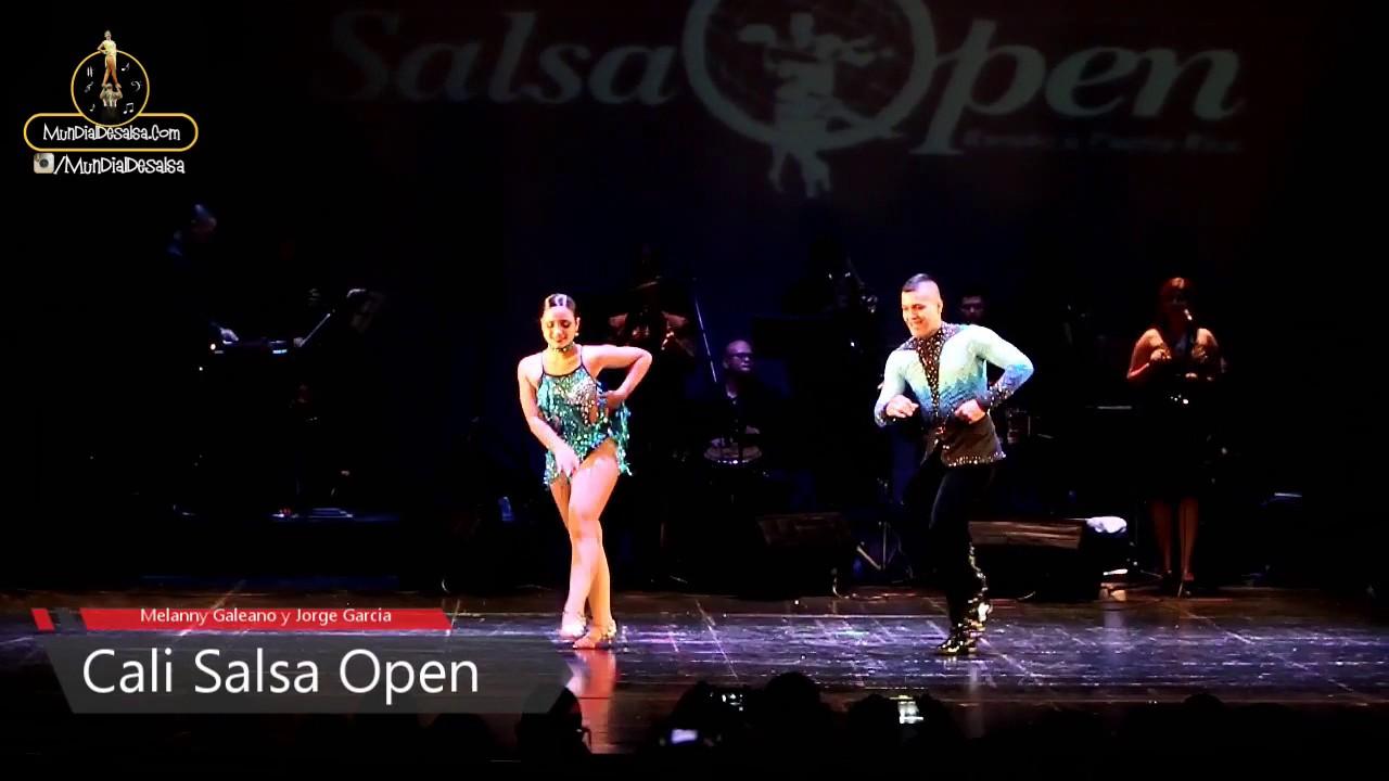 Melanny Yined Galeano y Jorge Eliecer Garcia, Pareja Junior