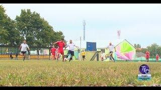 Про розвиток спорту у Лиманському районі