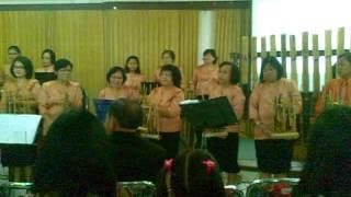 UNAI Angklung Ensemble @Jombang - Bila Bunyi Sangkakala
