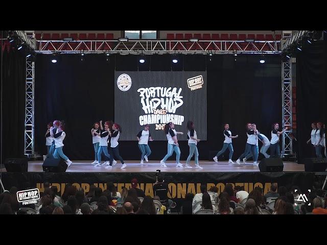 GURILLAZ | MegaCrew Final @ Hip Hop International Portugal 2018