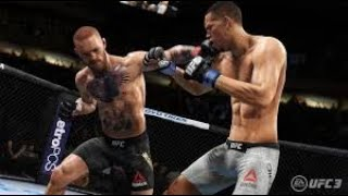 Huge Fight  UFC 3 EA sports Gameplay
