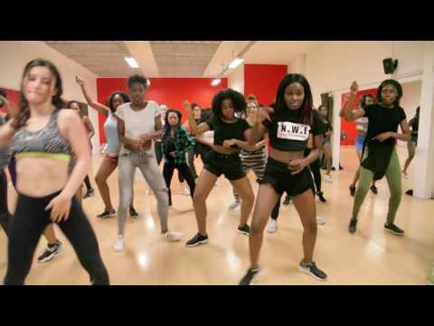 CUT IT - O.T Genasis African Remix | Dance Choreography by Sherrie Silver