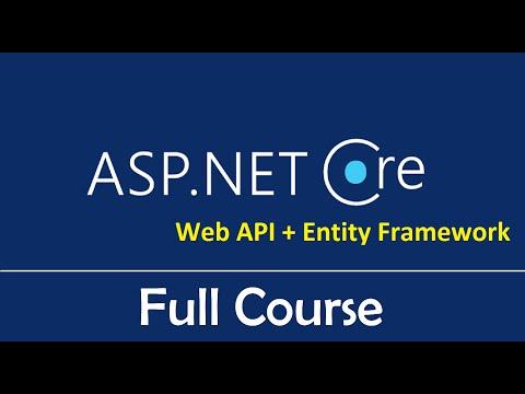 ASP.NET Web API + Entity Framework Core : Database First - EP01