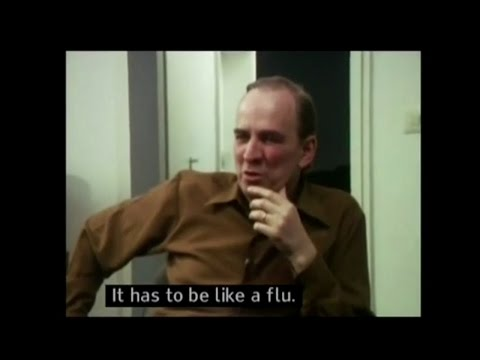 Ingmar Bergman interview on The Seventh Seal, Wild Strawberr