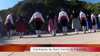 Contrapàs de Sant Genís de Palafolls.mov