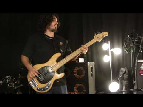 Tianna Woods- 20 Bucks & A Tank Of Gas Bass Cover- Eddie Savage