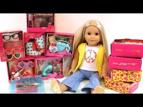 American Girl Doll Mini Accessory Sets