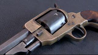 Confederate Spiller & Burr Revolver (Presentation!)