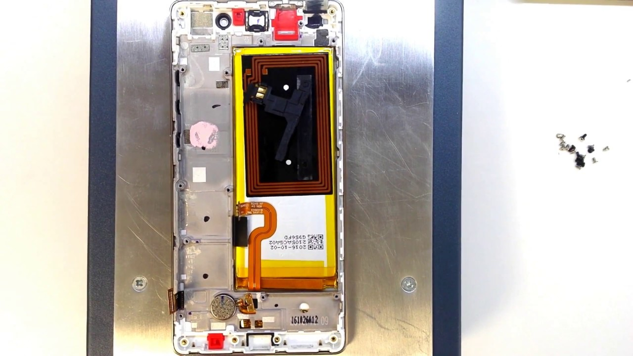Schemi Elettrici Huawei : Huawei p8 lite disassembly lcd replacement youtube