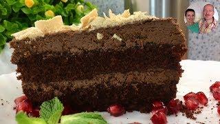 """Трюфельный Торт """"Робсон""""! Праздничный торт с невероятным вкусом!"""