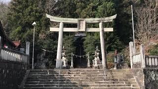 朝霧の巫女 in 太歳神社
