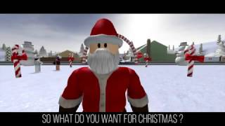 How Noob Stole Christmas   Roblox Christmas Special   Roblox Adventures