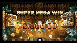 💥Mega 🤑Winnings on 👉Rise Of Maya Slot Game | Netent | Big5Casino